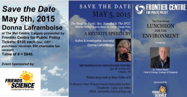 FCPP Luncheon Donna Laframboise 2015